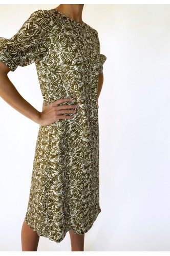 ASPESI_PRINTED_DRESS_WITH_GATHERING_AT_SLEEVES_MARIONA_FASHION_CLOTHING_WOMAN_SHOP_ONLINE_2910