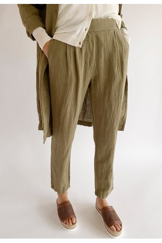 SITA_MURT_LINEN_TROUSERS_WITH_PLEATS_MARIONA_FASHION_CLOTHING_WOMAN_SHOP_ONLINE_113307