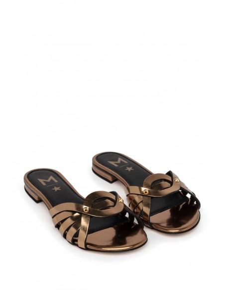 MARELLA_FLAT_GOLD_SANDALS_MARIONA_FASHION_CLOTHING_WOMAN_SHOP_ONLINE_65210514200