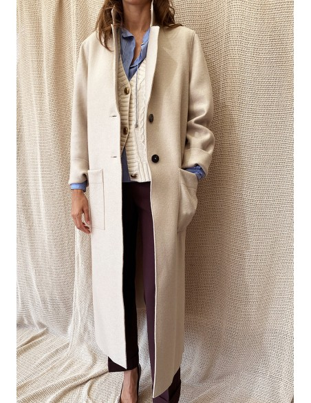 HARRIS_WHARF_LONDON_LONG_COAT_WITH_SIDE_OPENINGS_MARIONA_FASHION_CLOTHING_WOMAN_SHOP_ONLINE_A1351MLK